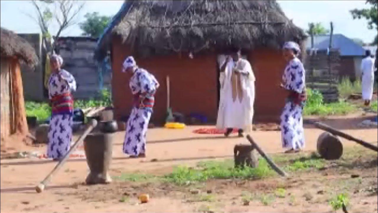 Nupe song Etsu Tsaragi Ndako Tsaragi