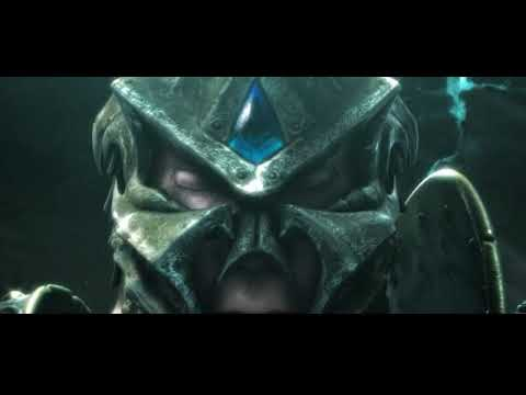 WarCraft III Outro Expansion Original (classic) Cinematic