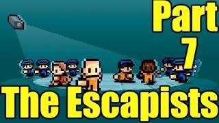 The Escapists Gameplay Playthrough Part 7 - Guards Uniform (PC)