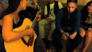 HMF - EPIC JAM SESSION - Alex Thao, Charles Vang, Yami Lee, Hill Tribe, Annie Cha - (j.lo-vLogs #2)