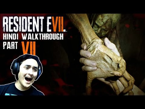 RESIDENT EVIL 7 (Hindi) Walkthrough Part 7...