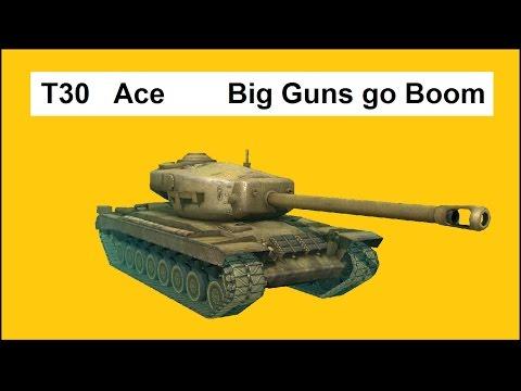 T30 Ace - World of Tanks Blitz