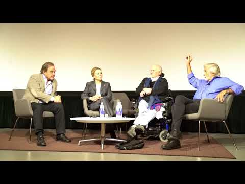 Veterans Ron Kovic, Oliver Stone in Conversation with Robert Scheer