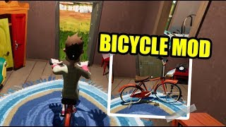 HELLO NEIGHBOR BICYCLE MOD