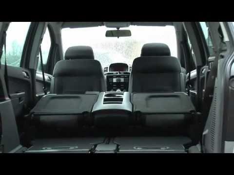 Vauxhall Zafira Review