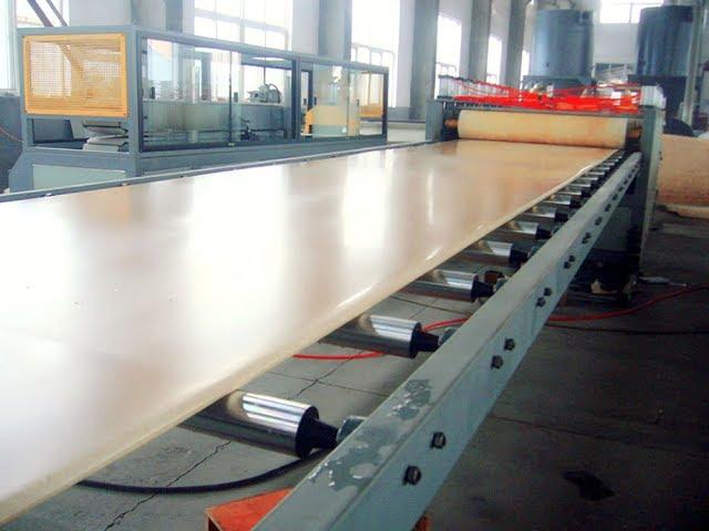 WPC board machine/WPC PVC foam board extrusion machine/WPC machinery