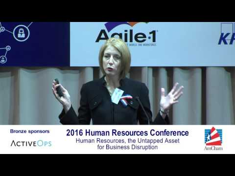 HR Conference 2016 - Preventing a Leadership Crisis in Asia