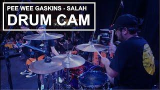 """Download Mp3  Drum Cam  Pee Wee Gaskins - """"salah"""" Live! Jlive Kendari"""