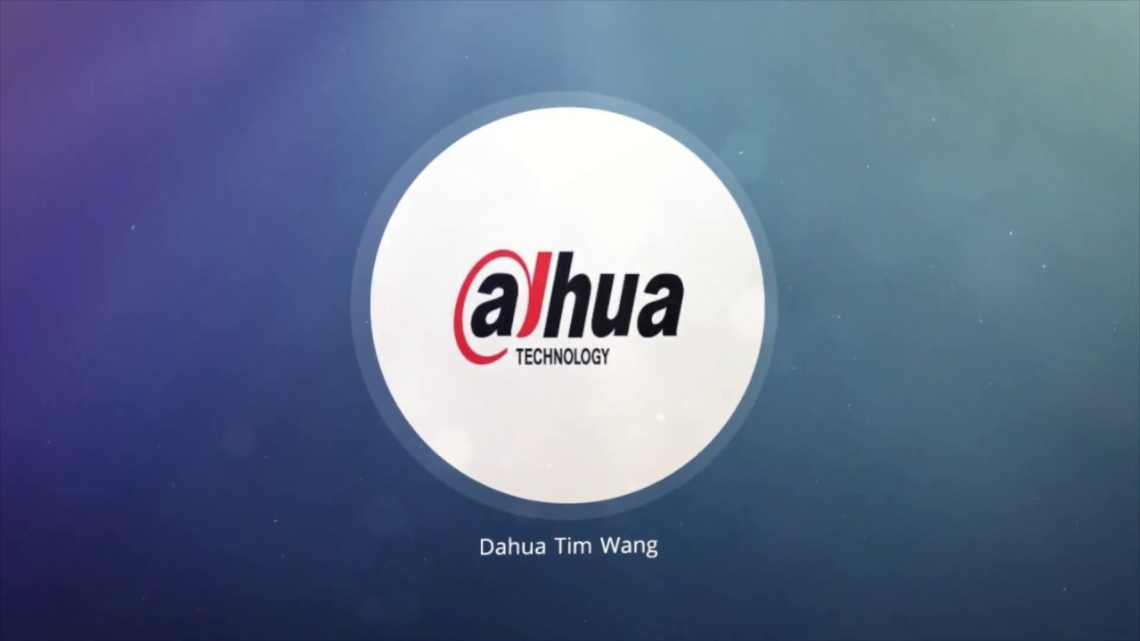 About Dahua Tim Wang
