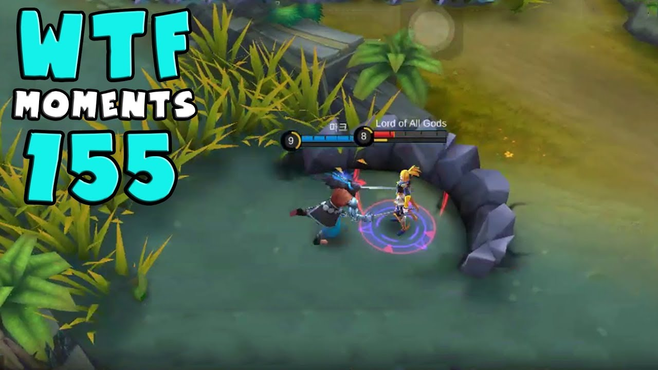Mobile Legends WTF Moments and Funny Moments 155