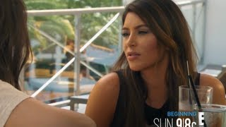 Kourtney and Kim Take Miami Premiere Sneak Peek!