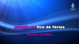 ♫ Karaoke CORZINHA DE VERÃO - Deolinda