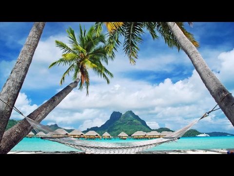 4K Nature Relaxation Journey 3: WONDERS OF THE WORLD (2017) w/ Healing Ambient Music