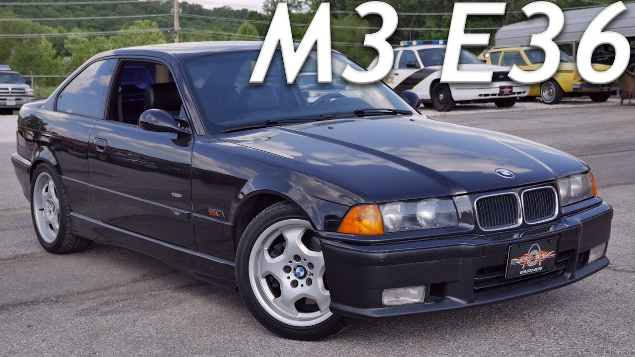 Completely Stock 1996 Bmw M3 E36  5mt