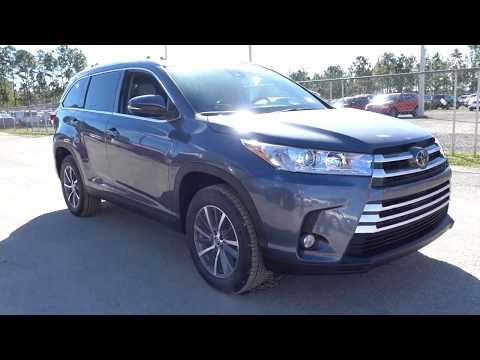 2019 Toyota Highlander XLE Stock # 558579 - VIN 5TDKZRFH8KS558579