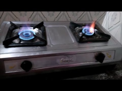 How to Remove Blocks in Gas Stove