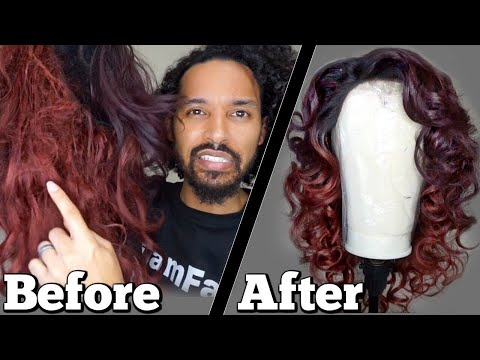 How to Maintain and Restore Your Synthetic Wig