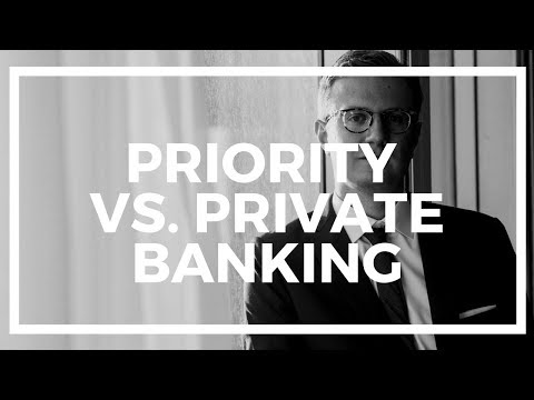 Priority banking vs. Private banking: What's the difference?