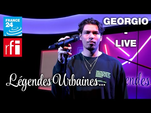 Youtube: Légendes Urbaines: Georgio – Soto (Live)