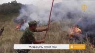 Алматы облысындағы алапат өрт үш адамның өліміне себепші болды