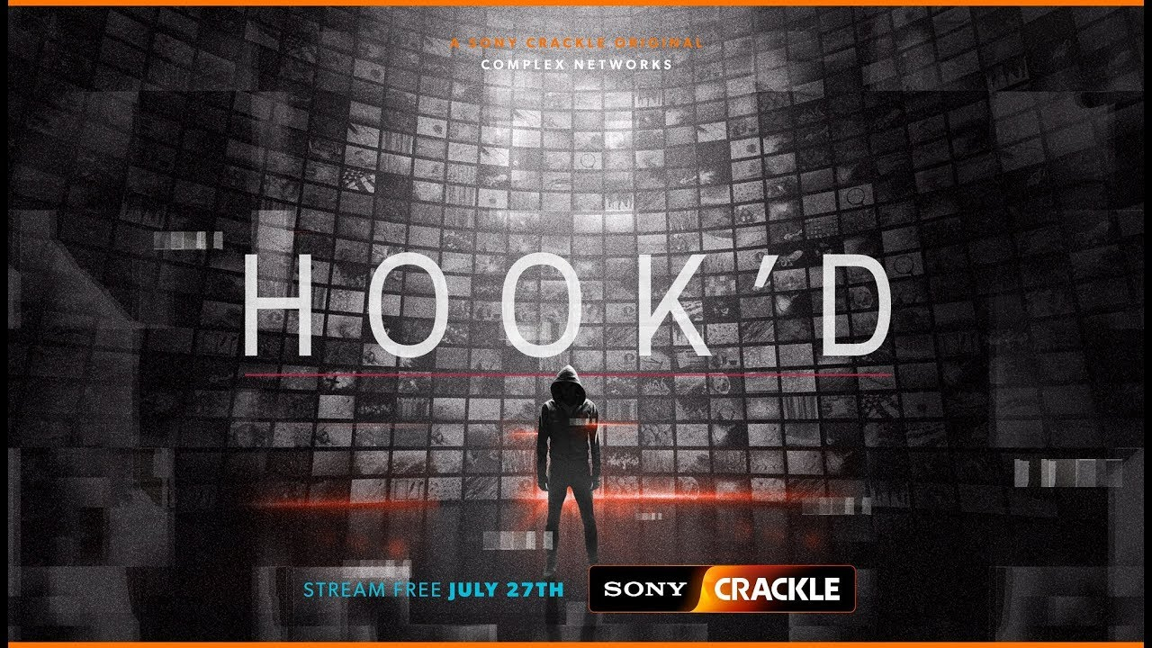"Sony Crackle and NRG Esports present ""Hook'd"" — a new documentary"