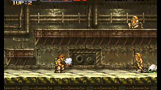Metal Slug 2 Mision 6 Part 2 (SIN MORIR)