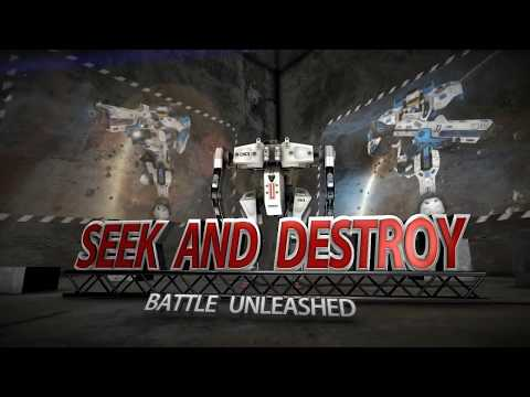 Seek and Destroy - Battle Unleashed Trailer