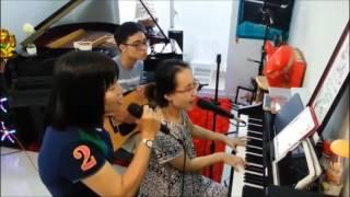 [12h Music School][Chạy chương trình] Vui Trung Thu  - Tâm Trần