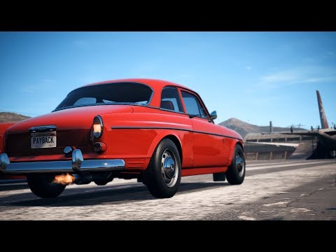 nfs payback new cars racing gameplay volvo amazon p. Black Bedroom Furniture Sets. Home Design Ideas