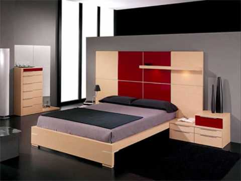 3 dormitorios matrimonio modernos for Amoblamiento dormitorios matrimoniales