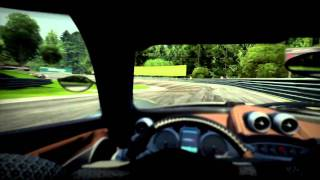 EA NFS SHIFT 2 Pagani Huayra Gameplay Trailer