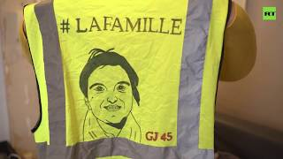 Yellow Vests mobilize across France to mark one-year anniversary