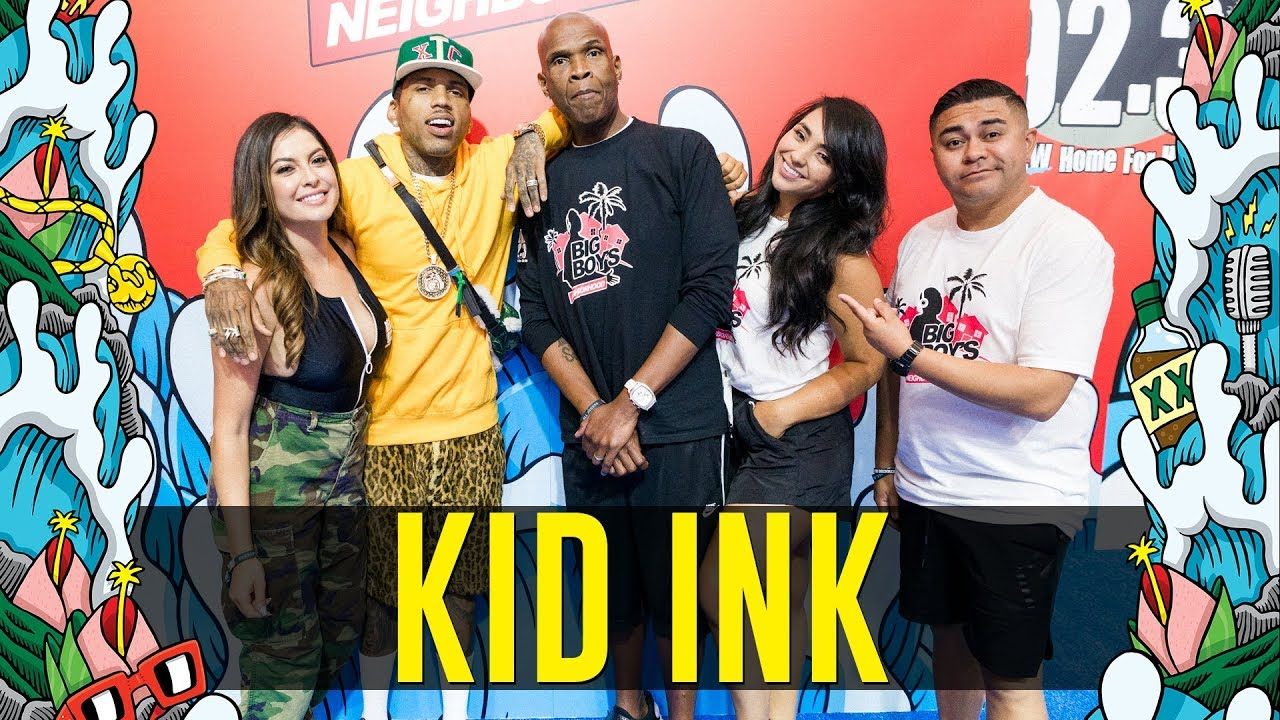Download Kid Ink on Nipsey Hussle's Impact on Him, Continuing The Grind + More!