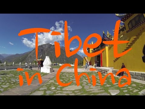 Yak Heads and The Cure for Cancer in Kangding: Tibet in China 1