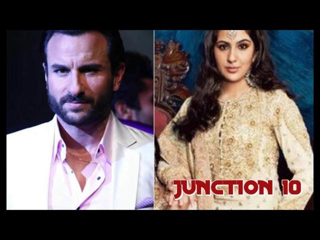 Saif Ali Khan's Daughter Sara Ali khan's Unseen Pictures    Upcoming bollywood new actress