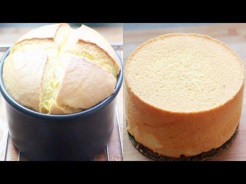 戚风蛋糕做法,掌握这些技巧,做出的蛋糕蓬松柔软不塌陷