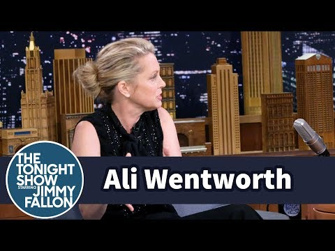 Ali Wentworth Met Husband George Stephanopoulos on a Blind Date