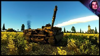 Top Tier Brits are Mediocre || War Thunder Gameplay