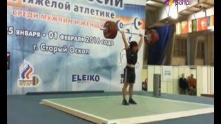 Сочинец Вячеслав Яркин стал победителем Кубка России