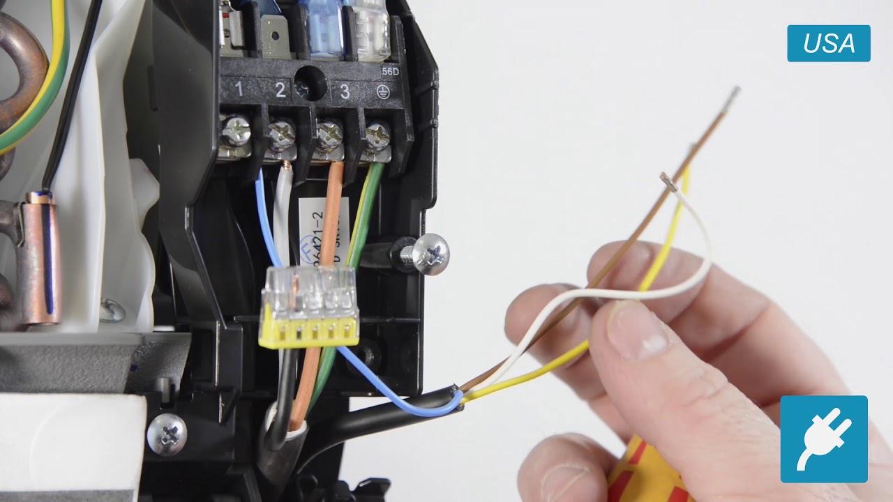 Sauermann Omega Pack Mini Condensate Pump Wiring on
