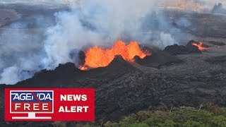 New Explosion & Lava at Hawaii Volcano - LIVE BREAKING NEWS COVERAGE 5/25/18
