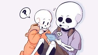 This looks like so much fun【 Undertale Shorts - Undertale Comic dubs 】