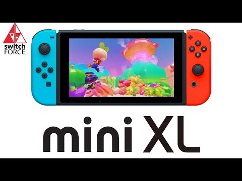 Nintendo Switch Mini?? Nintendo Switch XL?? | CommentForce #1