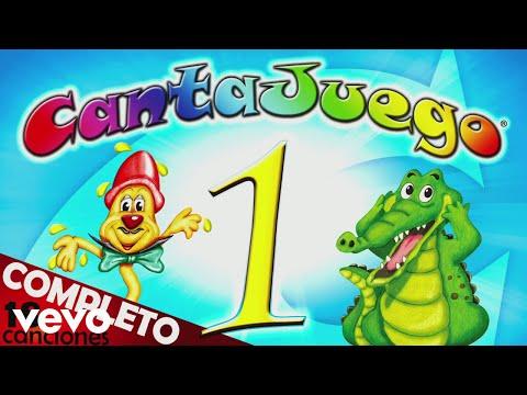 CantaJuego - CantaJuegos Volumen 1 Completo