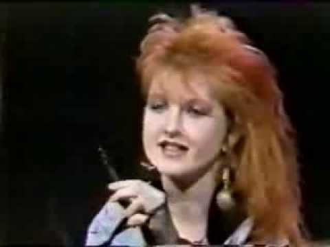 Cyndi Lauper - Interview (1984)
