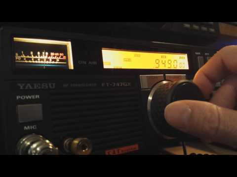 Medium Wave AM Radio Broadcasting Bands - Central Texas - Daytime scan - July 11, 2016