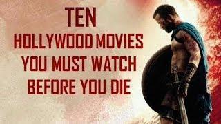 10 AMAZING MOVIES TO WATCH BEFORE YOU DIE   आप मरने से पहले 10 फिल्मों को देखें