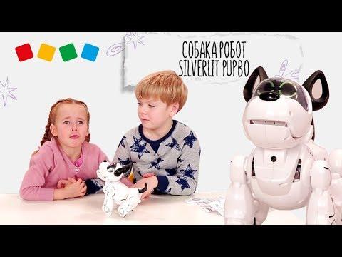 «Детский мир»: Распаковка! Собака-робот