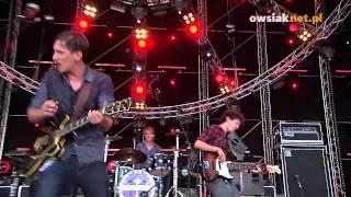 "Death By Chocolate ""when You Bleed"" Live @ Przystanek Woodstock 2013"