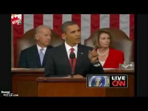 Kanye West interrupts president Obamas Speech (VMA PARODY)